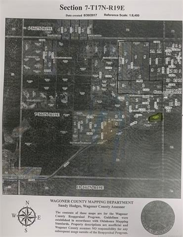 Photo of S 322 Way, Wagoner, OK 74467 (MLS # 2022357)