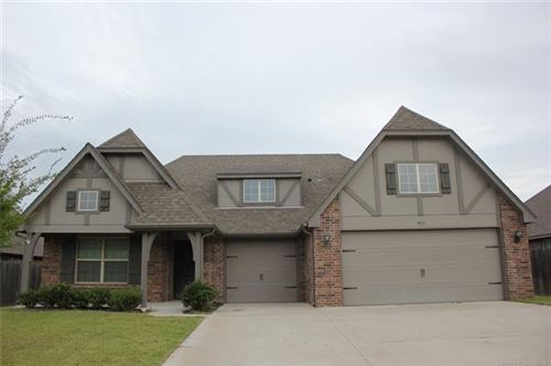 Photo of 9083 E 138th Street, Bixby, OK 74008 (MLS # 2023358)