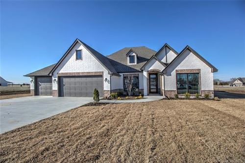 Photo of 7111 E 136th Place North, Collinsville, OK 74021 (MLS # 2002367)