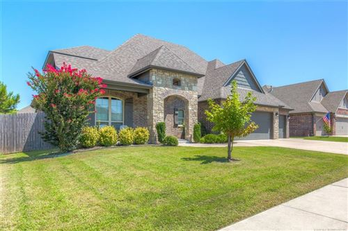 Photo of 2812 W Quantico Street, Broken Arrow, OK 74011 (MLS # 2028367)