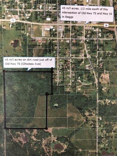 Photo of 1 Choctaw Avenue, Beggs, OK 74421 (MLS # 2006386)