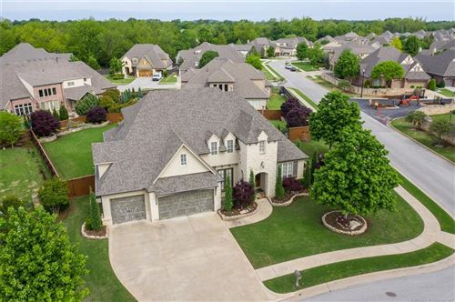 Photo of 10928 S 93rd East Place, Bixby, OK 74133 (MLS # 1917392)