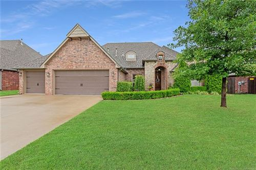 Photo of 9304 N 94th East Place, Owasso, OK 74055 (MLS # 2027400)