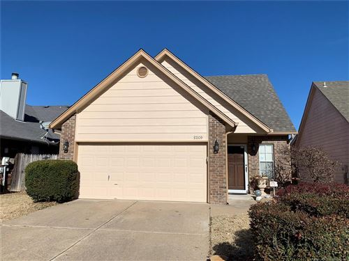 Photo of 5209 E 90th Court, Tulsa, OK 74137 (MLS # 2044400)