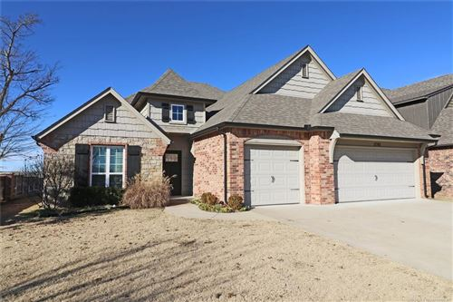 Photo of 11742 S Redbud Street, Jenks, OK 74037 (MLS # 2100422)