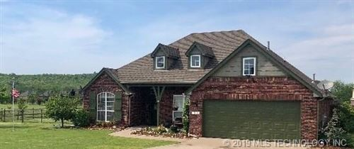 Photo of 13713 W 59th Street, Sand Springs, OK 74063 (MLS # 1919423)