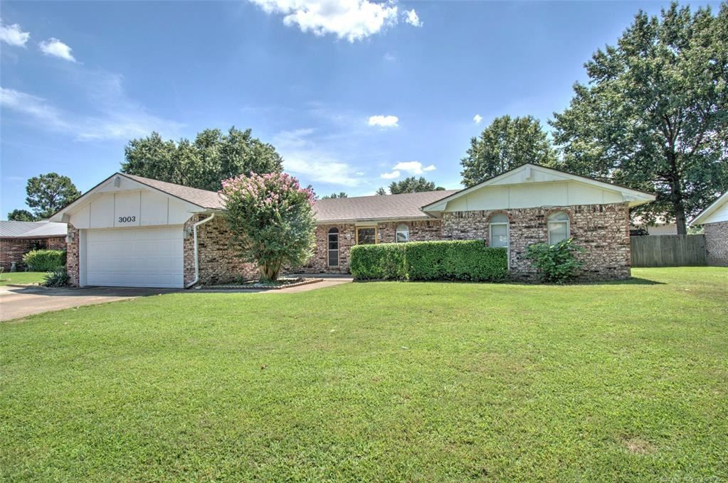 3003 E Monta Place, Muskogee, OK 74403 - MLS#: 2030430