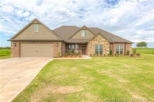 Photo of 11328 S 282nd East Avenue, Coweta, OK 74429 (MLS # 2017441)