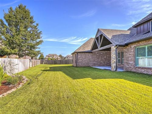 Tiny photo for 11010 S Kennedy Street, Jenks, OK 74037 (MLS # 2011453)