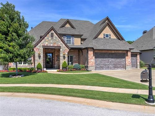 Photo of 13442 S 65th East Place, Bixby, OK 74008 (MLS # 1941465)