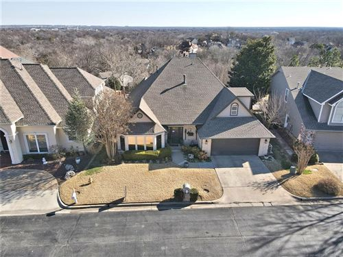 Photo of 7535 S Hudson Place, Tulsa, OK 74136 (MLS # 2101466)
