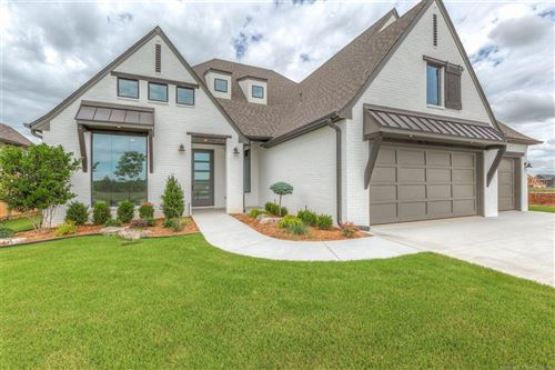 Photo of 12907 S 6th Place, Jenks, OK 74037 (MLS # 2012467)