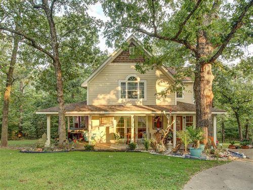 Photo of 2201 Woodland Lane, Tahlequah, OK 74464 (MLS # 2036468)