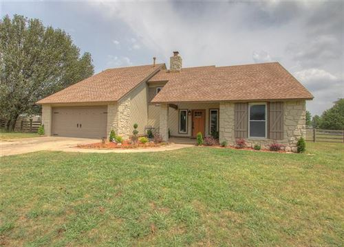 Photo of 17309 E 109th Street North, Owasso, OK 74055 (MLS # 2023484)