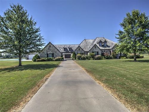 Photo of 5780 Lakeview Drive, Mounds, OK 74047 (MLS # 2020485)