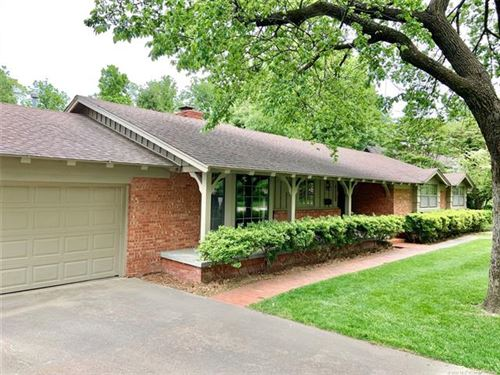 Photo of 4113 S New Haven Place, Tulsa, OK 74135 (MLS # 2005486)