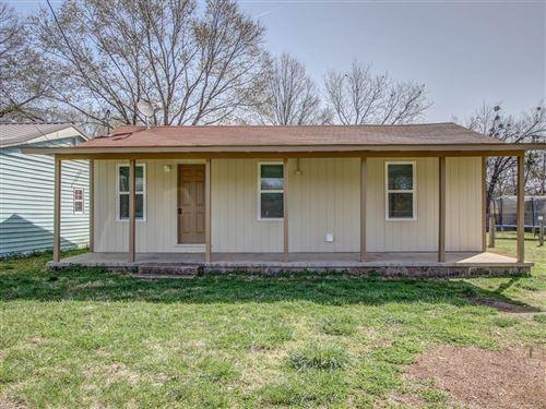 Photo of 803 S Mission Avenue, Tahlequah, OK 74464 (MLS # 2108486)