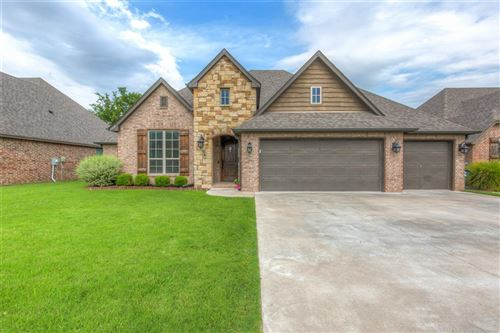 Photo of 7718 N 142nd East Avenue, Owasso, OK 74055 (MLS # 2028490)