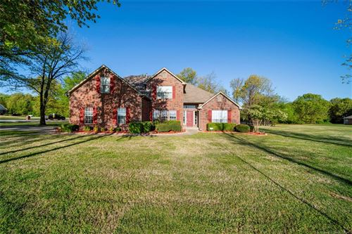 Photo of 14680 S 241st East Avenue, Coweta, OK 74429 (MLS # 1914501)