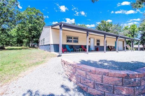 Photo of 205 Five Oaks, Porum, OK 74455 (MLS # 2023502)