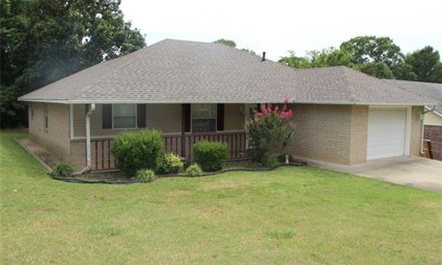 Photo of 201 W Teakwood Street, Poteau, OK 74953 (MLS # 2023508)