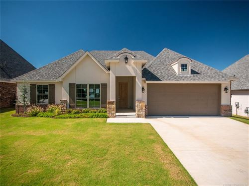 Photo of 12908 S 5th Place, Jenks, OK 74037 (MLS # 1902515)
