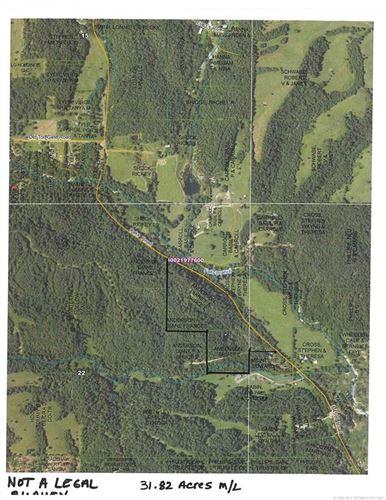 Photo of N Oaks Road, Tahlequah, OK 74464 (MLS # 2030523)
