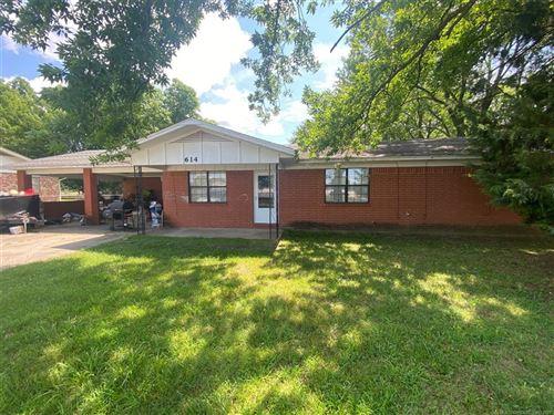 Photo of 614 N Harriet Street, Sallisaw, OK 74955 (MLS # 2122524)