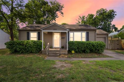 Photo of 1366 E 44th Street, Tulsa, OK 74105 (MLS # 2023531)