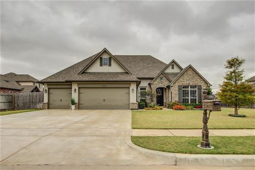 Photo of 7090 E 124th Place S, Bixby, OK 74008 (MLS # 2038539)