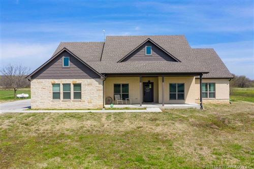 Photo of 6863 Ruby Lane, Mounds, OK 74047 (MLS # 1912541)