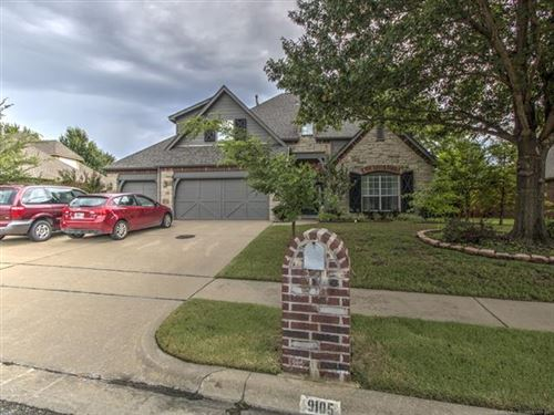 Photo of 9105 N 132nd East Avenue, Owasso, OK 74055 (MLS # 2028563)