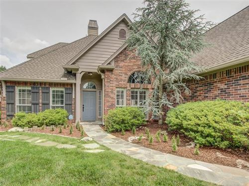 Photo of 11423 S Oxford Avenue, Tulsa, OK 74137 (MLS # 2019579)