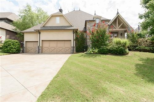 Photo of 11259 S 72nd Court, Bixby, OK 74008 (MLS # 2028579)