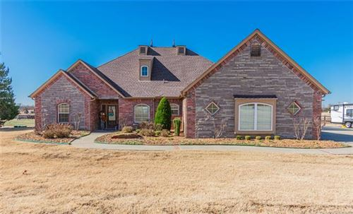Photo of 119 Spurlock Drive, Fort Gibson, OK 74434 (MLS # 1941598)