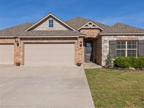 Photo of 12522 S Date Place, Jenks, OK 74037 (MLS # 2022602)