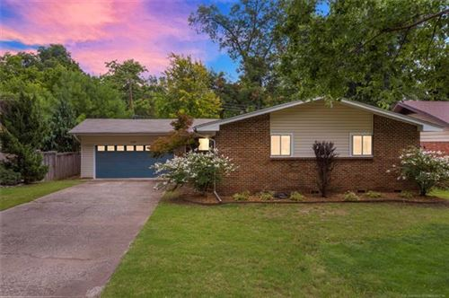 Photo of 5235 S Columbia Avenue, Tulsa, OK 74105 (MLS # 2028607)