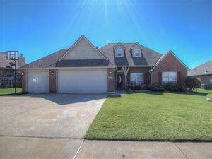 Photo of 1208 E 134th Street, Glenpool, OK 74033 (MLS # 1936608)
