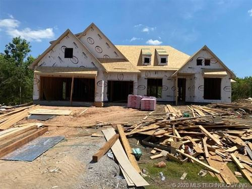 Photo of 2612 E 136th Place, Bixby, OK 74008 (MLS # 2021611)