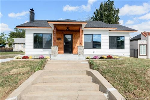 Photo of 2323 E 13th Street, Tulsa, OK 74104 (MLS # 2038615)