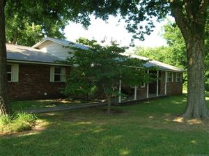 Photo of 1550 E River Road, Fort Gibson, OK 74434 (MLS # 1925616)
