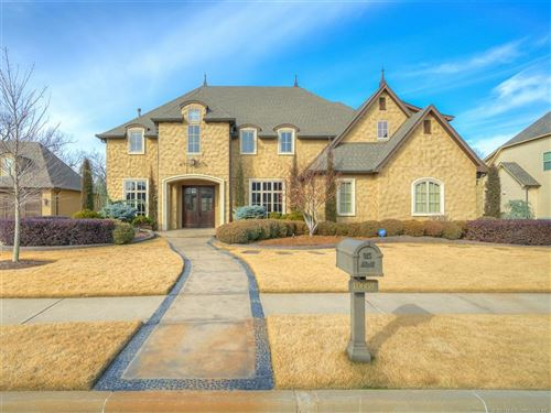 Photo of 10668 S 93rd Avenue, Bixby, OK 74133 (MLS # 2033636)