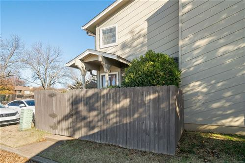 Photo of 9001 S Delaware Avenue #107, Tulsa, OK 74137 (MLS # 2043637)