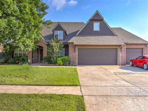 Photo of 13909 E 90th Street, Owasso, OK 74055 (MLS # 1918652)