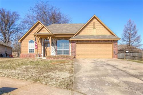 Photo of 29801 E 139th Place, Coweta, OK 74429 (MLS # 2000660)