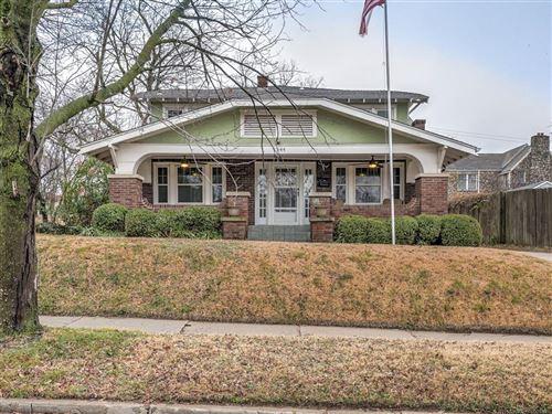 Photo of 1544 E 19th Street, Tulsa, OK 74120 (MLS # 2101684)