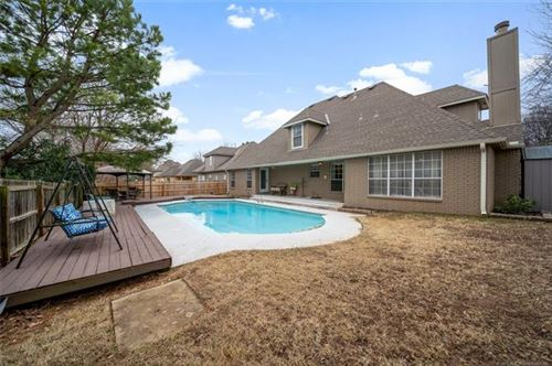 Photo of 11217 S Maplewood Avenue, Tulsa, OK 74137 (MLS # 2008692)