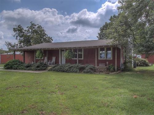 Photo of 4191 E 70th Street, Fort Gibson, OK 74434 (MLS # 2011696)