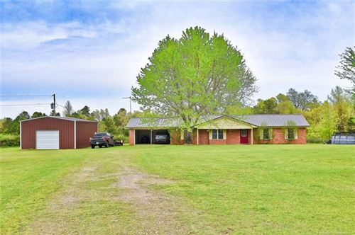 Photo of 3561 E 2000 Road, Fort Towson, OK 74735 (MLS # 2012698)
