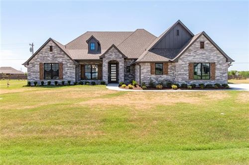 Photo of 9022 N 65th East Place, Owasso, OK 74055 (MLS # 2020701)